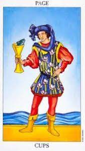 Page of Cups Tarot Card Meanings   Biddy Tarot